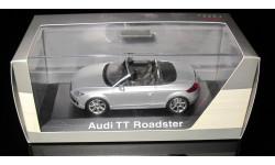Audi TT Roadster 1:43  Schuco, масштабная модель, 1/43