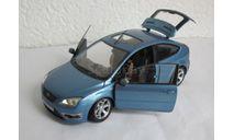 Ford Focus ST 2005-07 1:24 Schuco, масштабная модель, scale24