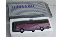 Автобус Mercedes - Benz 1:43 NZG, масштабная модель, scale43, Mercedes-Benz