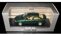 Audi A4 B5 1996 1:43 Minichamps, масштабная модель, 1/43