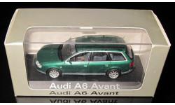 Audi A6 C5 Avant 2002 1:43 Minichamps