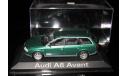 Audi A6 C5 Avant 2002 1:43 Minichamps, масштабная модель, 1/43