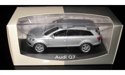 Audi Q7 1:43  Schuco, масштабная модель, 1/43