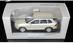 Porsche Cayenne Turbo 2002  1:43 Minichamps