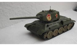 Танк Т 34 завод Арсенал Ленинград Сделано в СССР 1:43
