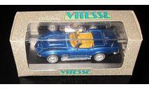 1/43 Vitesse (Португалия) Chevrolet Corvette 1969, масштабная модель, 1:43