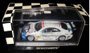 Minichamps Мерседес Mercedes Benz CLK COUPE DTM 2001-T Jaeger 1/43, масштабная модель, 1:43, Mercedes-Benz