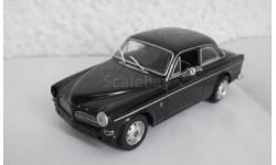 Вольво Volvo 121 Amazon 1966 Черный 1:43 Minichamps, масштабная модель, 1/43