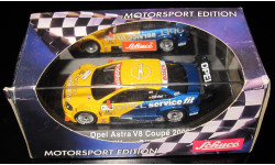 OPEL ASTRA V8 COUPE #19 DEUTSCHE TOURING 2002 YVES OLIVIER  1:43  Schuco
