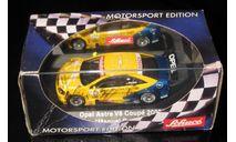 Schuco 1:43 Opel Astra DTM V8 COUPE TOURING 2002 Manuel Reuter c автографом, масштабная модель, 1/43