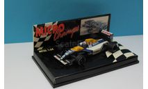 Formel 1 Renault Williams Patrese 1:64 MicroChamps, масштабная модель, scale64