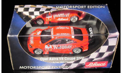 Opel Astra DTM V8 COUPE TOURING 2002 Joachim Winkelhock с автогрофом  1:43  Schuco