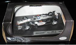 Hot Wheels 1:43 Гран-при Легенды Формула 1 F1 RBA Мерседес F1 McLAREN MERCEDES MP4-15 Mika HAKKINEN