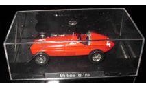 Atlas 1/43 Гран-при Легенды Формула 1 F1 RBA Tyrrell Alfa Romeo 158 1950 Джузеппе Фарина, масштабная модель, 1:43