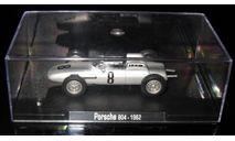 Atlas 1/43 Гран-при Легенды Формула 1 Porsche 804 1962, масштабная модель