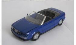 Audi Cabriolet B3 1991-2000 1:43 Schabak, масштабная модель, scale43