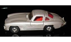 CORGI 1:35 Мерседес 1954 Mercedes 300 SL (Silver) Corgi 811, масштабная модель, Mercedes-Benz