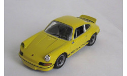 Porsche 911 Carrera RS 1973 1:43 WELLY