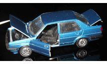Schabak 1:43 VW Volkswagen Jetta 2 Germany, масштабная модель, 1/43