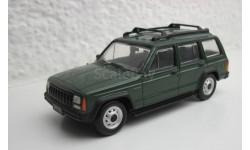 Jeep Grand Cherokee 1:43 Del Prado, масштабная модель, scale43