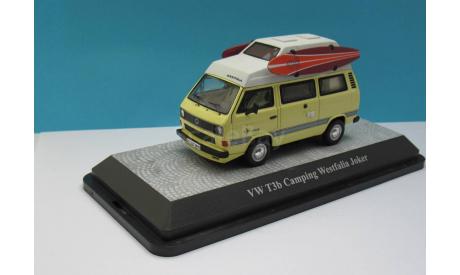 Volkswagen T3b Camping Westfalia Joker 1:43 Premium Classixxs, масштабная модель, scale43