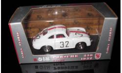Porsche 356 coupe 1952  1/43 Brumm (Италия)