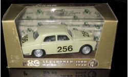 Alfaromeo 1900 HP90 1950  1/43 Brumm (Италия) , масштабная модель, 1:43