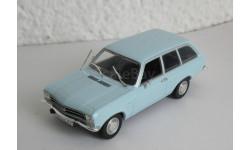 Opel Ascona Voyage 1970 1:43 Minichamps, масштабная модель, scale43