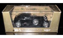 1/43 Brumm (Италия) Bentley Speed six hp 160 1928