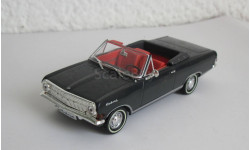 Opel Rekord A Cabriolet 1963-1965 1:43, масштабная модель, scale43
