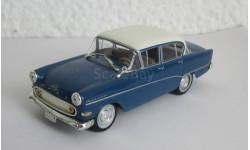 Opel Kapitan P1 Limousine 1958-1959 1:43