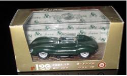 Jaguar HP 260 D-Type 1954-60 1/43 Brumm (Италия) , масштабная модель, 1:43