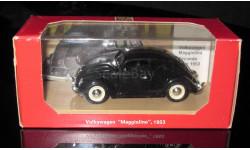 1/43 Brumm (Италия) Volkswagen Maggiolino 1953