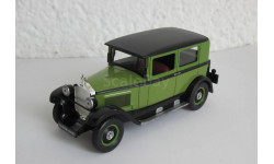 Opel 10/40 PS Limousine 1925 1:43