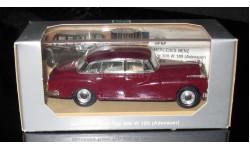 Мерседес Mercedes - Benz typ 300W 189 Adenauer 1/43 Brumm (Италия)