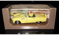 Ford Thunderbird 1956 1/43 Brumm (Италия)