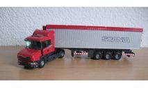 Scania 124 L 400 Schüttguttransporter 1:50, масштабная модель, scale50
