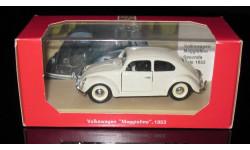 Volkswagen Maggiolino 1953  1/43 Brumm (Италия)