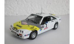 Opel Manta B 400 1981-1984 1:43, масштабная модель, 1/43