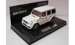 Mercedes Benz Gelenwagen W463 G63 Brabus B63 620 V12 Widestar 2012 1:43 Minichamps