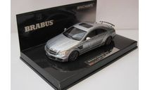 Mercedes Benz BRABUS Rocket 800 CLS 63 AMG 2012 1:43 Minichamps, масштабная модель, scale43, Mersedes