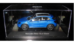 Мерседес Mercedes Benz GLA-класс X156 1:43 Schuco