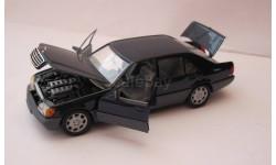 Mercedes Benz W140 Limousine 600 SEL V12 1:43 Schabak