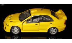 Mitsubishi Lancer evolution VI 1999 1:43
