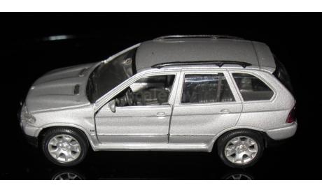 BMW X5 1:43 WELLY, масштабная модель, 1/43