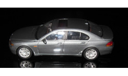 BMW 7 Series E65 V8 2001 1:43 Minichamps