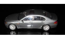 BMW 7 Series E65 V8 2001 1:43 Minichamps
