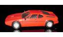 1:43 BMW M1 1979, масштабная модель, 1/43