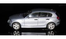 1:43 BMW 1 Series AUTOart, масштабная модель, 1/43