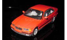 BMW 325 E36 M3 Coupe 1990 1:43 Minichamps, масштабная модель, scale43